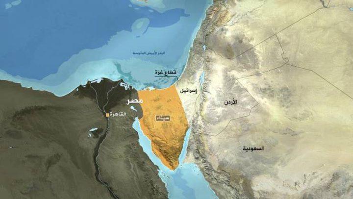 جنرال إسرائيلي: مصر ستطلق خطة سياسية استراتيجية