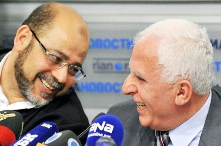 الأحمد يخاطب حماس: إما تمكين الحكومة بغزة أو خطوات جديدة لإنهاء الانقسام