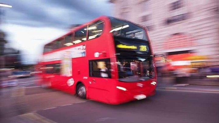 إنقاذ حافلة سريعة أصيب سائقها بسكتة دماغية(فيديو)