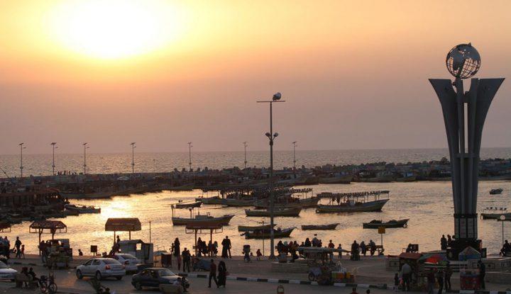 قبرص تعلن أنها تدرس إنشاء ممر بحري إلى غزة