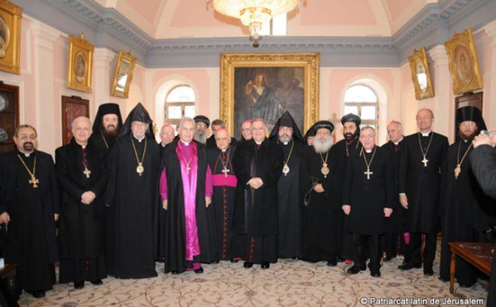 اللجنة الرئاسية ترحب بقرارات الكنيسة المشيخية الداعمة لشعبنا