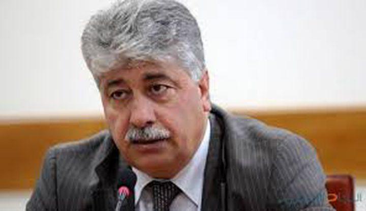 مجدلاني يدعو الاحزاب المشاركة بمؤتمر الاشتراكية الدولية دعم القضية الفلسطينية