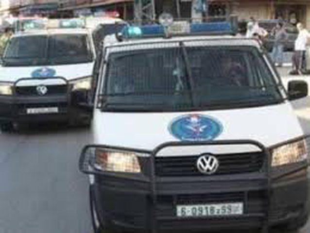الشرطة تغلق مؤسستين للتدريب المهني في نابلس