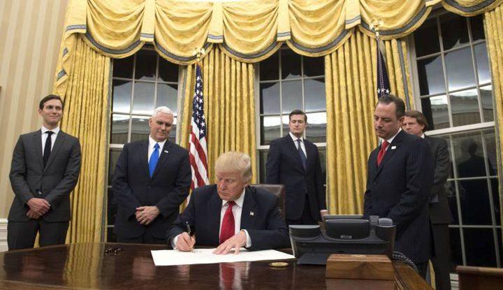بعد إقرار قانون (تايلور فورس)..أمريكا تجمد المساعدات للسلطة الفلسطينية