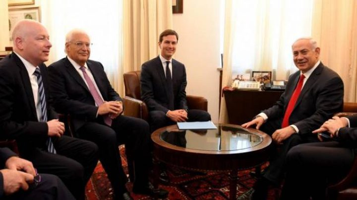 اجتماع إسرائيلي أمريكي لبحث ملفي الطاقة في لبنان وغزة