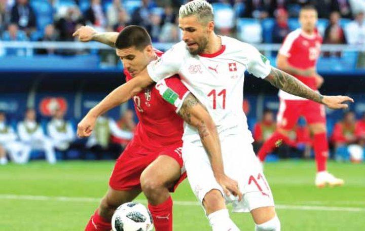 في مباراة مجنونة كوستاريكا تختار الخروج المشرف بعد خطف تعادل مع سويسرا