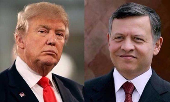 مسؤول امريكي: صفقة ترامب قد تحدث اضطرابات في الاردن