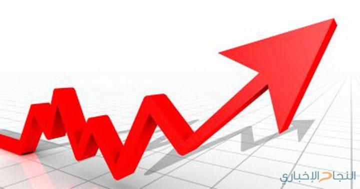 الإحصاء: ارتفاع الناتج المحلي الإجمالي خلال الربع الأول 2018