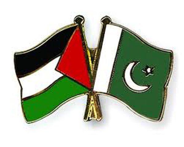 باكستان تدعو لحل عادل للقضية الفلسطينية