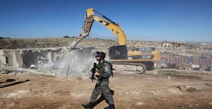 الاحتلال يهدم قرية العراقيب للمرة الـ130