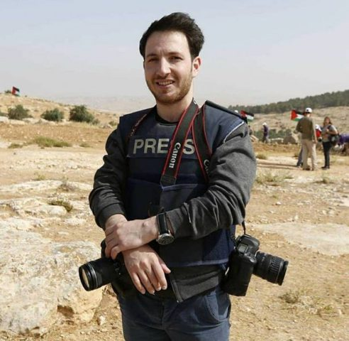 """سلطات الاحتلال تفرج عن الصحفي """"بلال الطويل"""""""