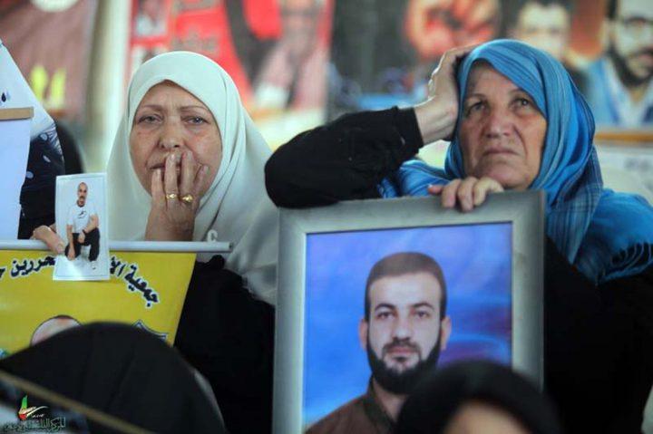 """هيئة الأسرى: """"قانون اقتطاع مخصصات الأسرى والشهداء"""" إرهاب إسرائيلي ونهب لأموال شعبنا"""