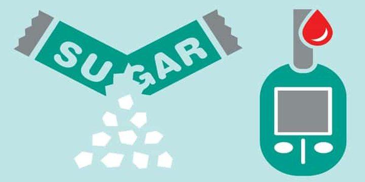 تناول السكر ليس سبباً مباشراً للاصابة بالسكري