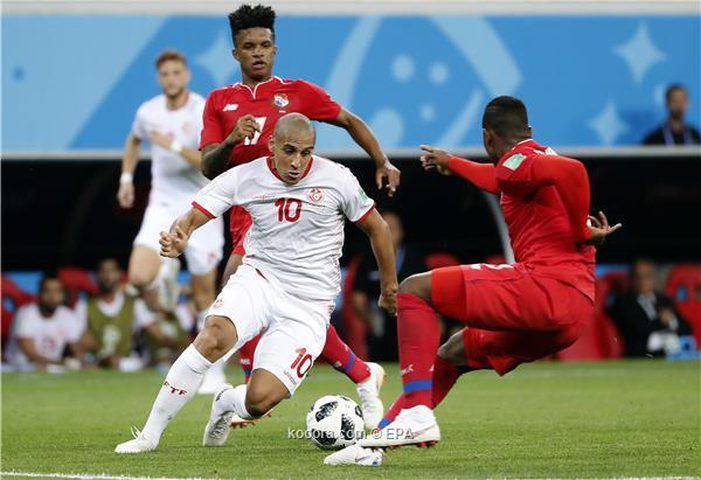 تونس تفوز على بنما بهدفين وتغادر المونديال بثلاث نقاط