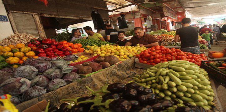 الإحصاء: ارتفاع أسعار المنتج بنسبة 0.37% خلال شهر أيار