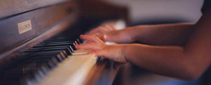 اكتشاف ميزة مذهلة لإعطاء دروس موسيقى للأطفال