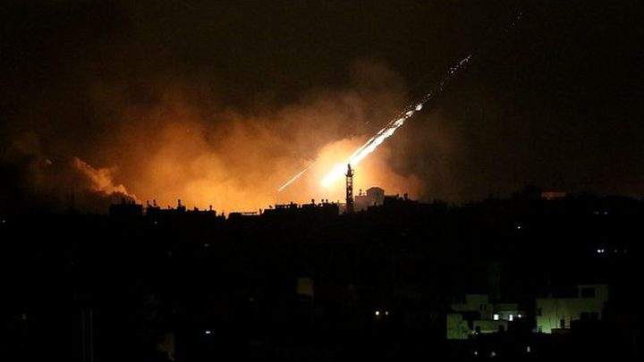 إصابة مواطنين بقصف مدفعي للاحتلال شرق رفح