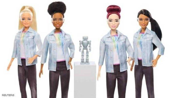"""""""باربي"""" تعلّم الفتيات مهارات البرمجة!"""