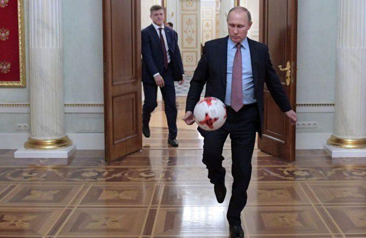 كيف سيطر أصدقاء بوتين على كرة القدم الروسية؟
