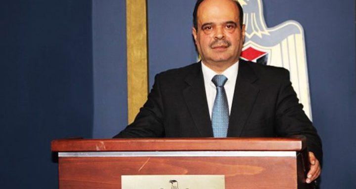 الحكومة: قرار الاشتراكية الدولية يثبت زيف وبطلان دعاية الاحتلال