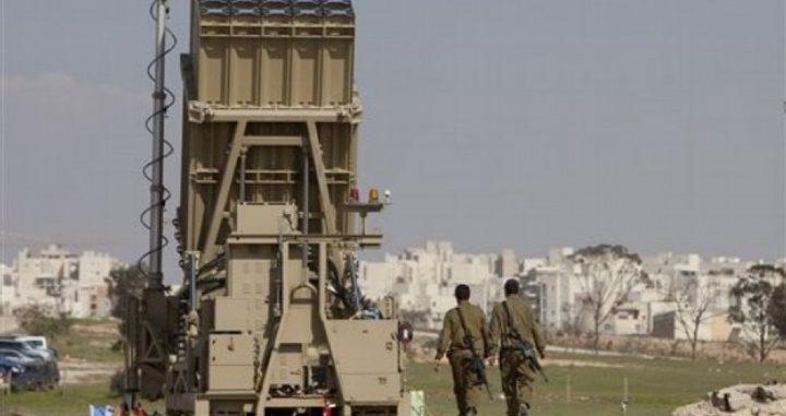 إسرائيل تدرس استبدال القبة الحديدية بأنظمة الليزر لاعتراض الصواريخ