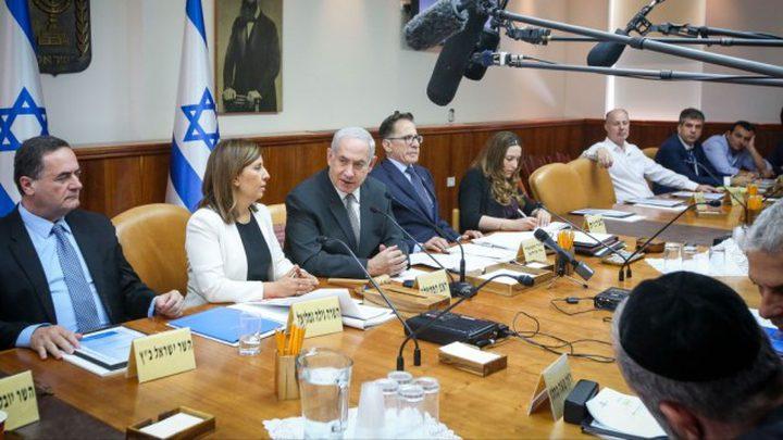 """""""صفقة القرن"""" تتسبب بازمة داخل اسرائيل"""