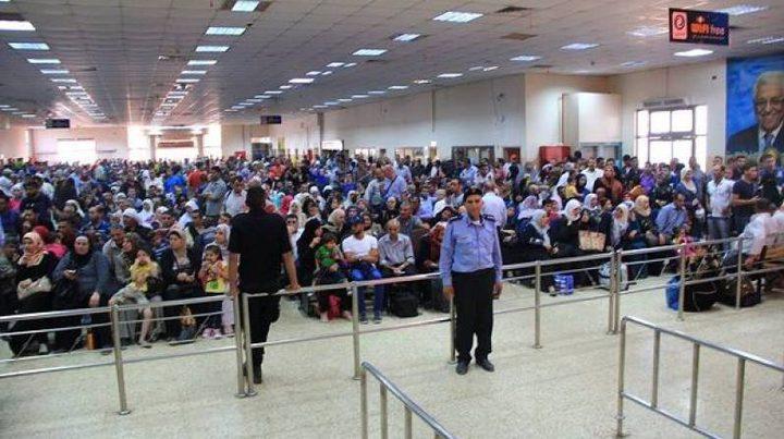 """64 ألف مسافر تنقلوا عبر """"الكرامة"""" وتوقيف 60 مطلوبا على المعبر الأسبوع الماضي"""