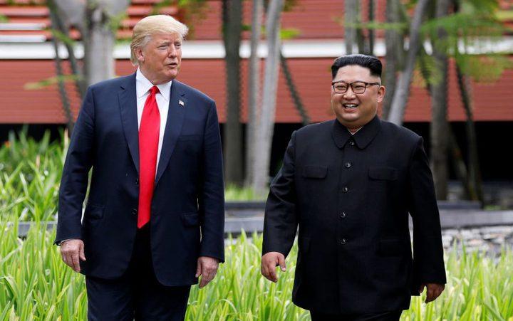 الاستخبارات الأميركية: كيم يخادع ترمب ويُخفي مواقع نووية