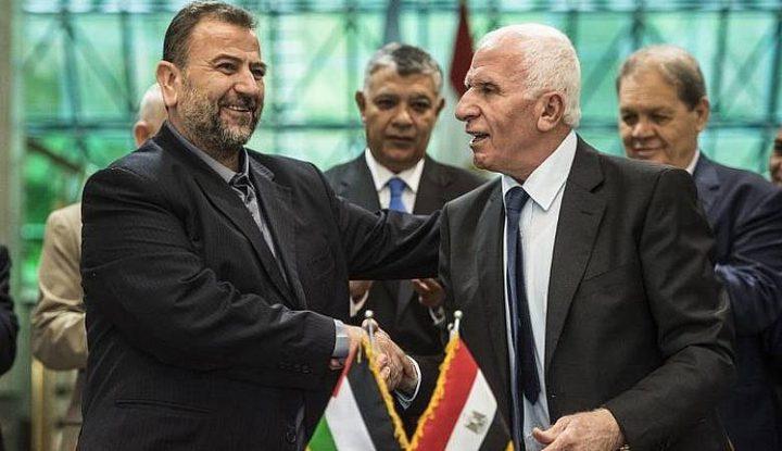 """محيسن لـ""""النجاح"""": اتصالات مكثفة مع القيادة المصرية لاستئناف المصالحة"""