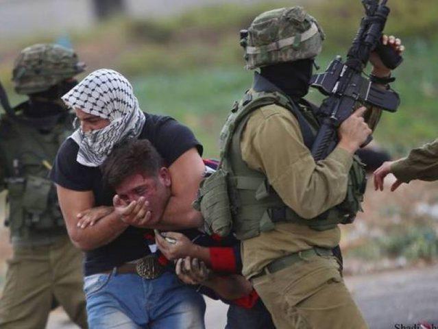 """مستعربون يختطفون الشاب """"حسن زغاري """"من مخيم الدهيشة"""
