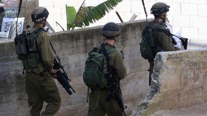 الاحتلال يقتحم بلدة يعبد وينصب حواجز عسكرية جنوب جنين