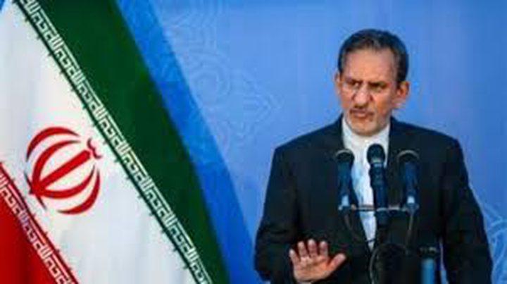 """ايران تتوعد بـ""""افشال"""" الخطة الاميركية لمنعها من بيع النفط"""