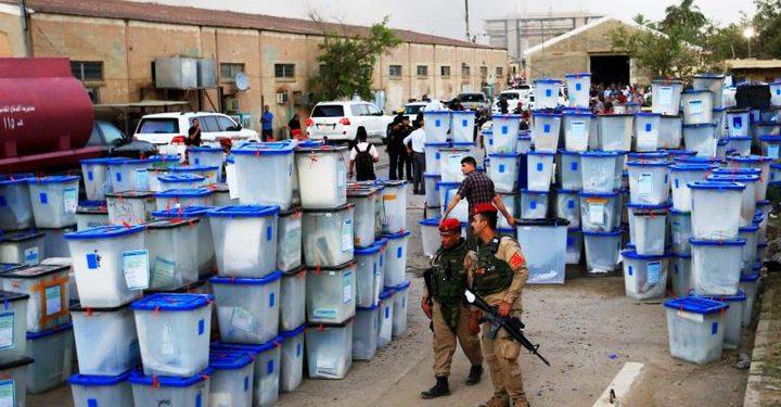 بعد ثالث اعتداء على صناديق الإقتراع... ارتفاع حصيلة الهجوم الإنتحاري شمالي بغداد