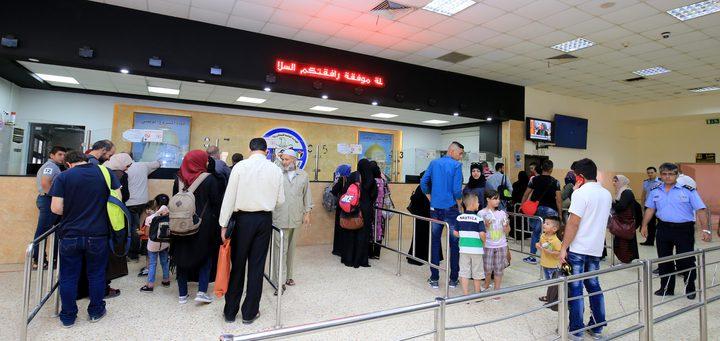 الاحتلال يمنع 7 فلسطينيين من السفر عبر معبر الكرامة