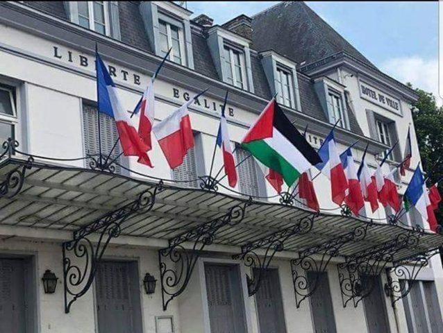 اعتماد طلب إطلاق أسماء مدن فلسطينية على شوارع في فرنسا