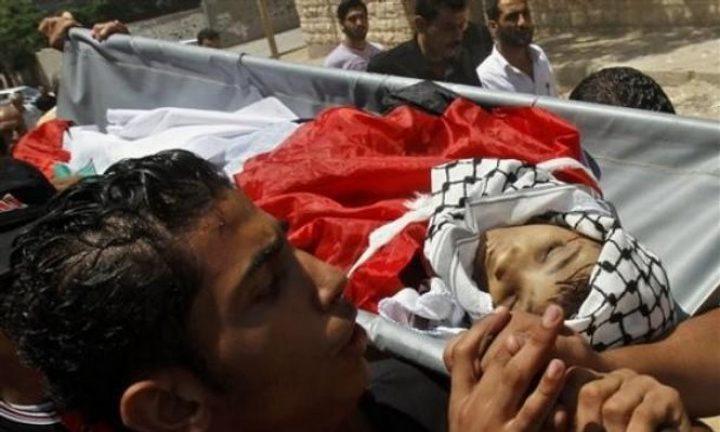مؤسسة حقوقية: الاحتلال قتل 25 طفلا في النصف الأول من العام الجاري