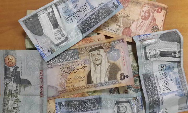 الأردن... 1.5 مليار دينار تحويلات المغتربين في 5 اشهر