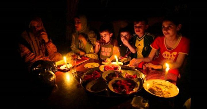 كهرباء غزة تعلن عن جدول التوزيع في القطاع