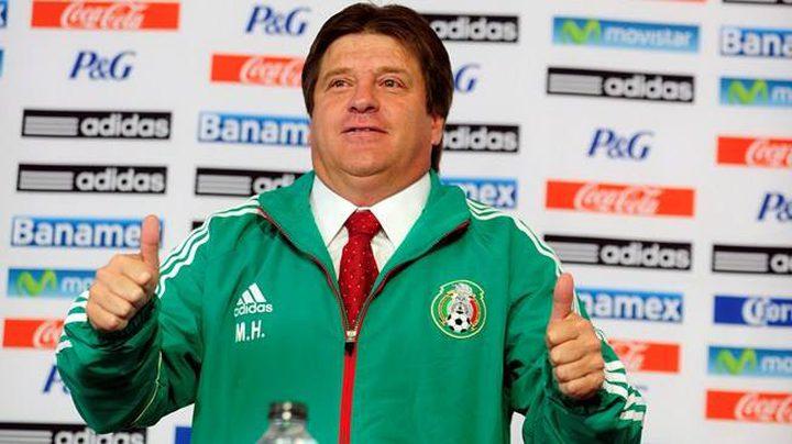 مدرب المكسيك ينتقد حكم لقاء البرازيل في المونديال