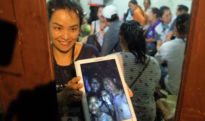 """وأخيرا.. العثور على """"أصحاب الكهف"""" أحياء في تايلند"""