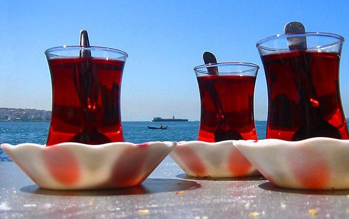 تحذير،لا تشرب الشاي الأسود بعد الطعام