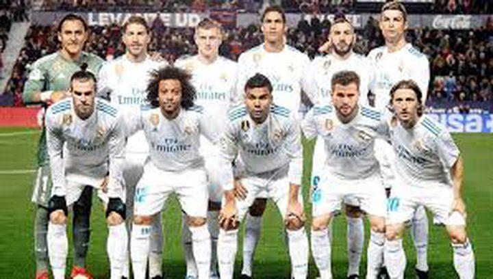 """ريال مدريد """"سعيد"""" بتعثر فرق  المونديال الكبرى"""