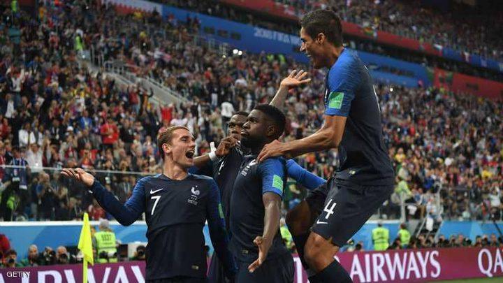فرنسا تعبر بلجيكا.. وتبلغ نهائي المونديال