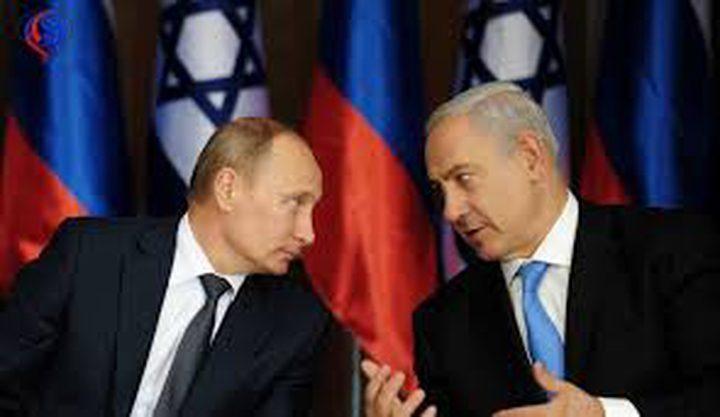 صحيفة: نتنياهو يتوصل لحل مع بوتين .. فما هو؟
