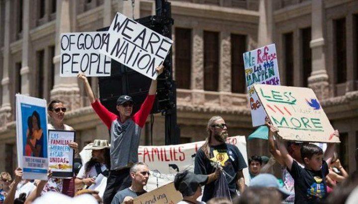 القضاء الأميركي يأمر بإعادة أطفال مهاجرين إلى عائلاتهم