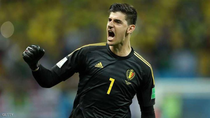 حارس بلجيكا: من المحبط اللعب ضد منتخب كفرنسا