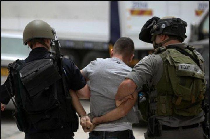 الاحتلال يعتقل مواطنا من برقين جنوب جنين
