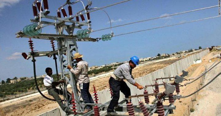 """الطاقة تطالب """"كهرباء القدس"""" بوقف المخالفات"""