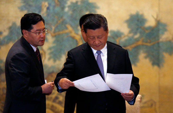 """الصين تعبّد """"الطريق إلى الشرق الأوسط"""" .. صيغة الأربع نقاط في مواجهة """"صفقة ترامب"""" (ملف)"""