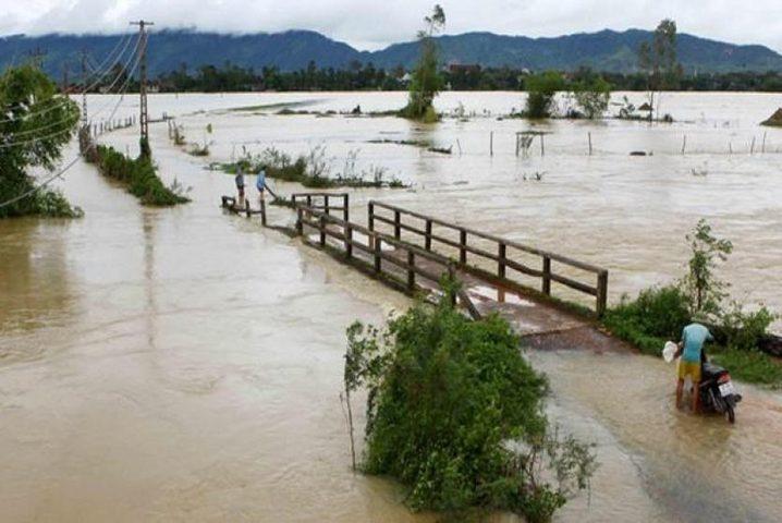 ارتفاع حصيلة ضحايا الامطار والسيول في اليابان